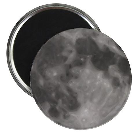 "Luna - Full Moon - 2.25"" Magnet (100 pack)"
