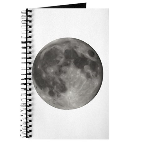 Luna - Full Moon - Journal