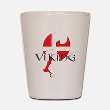 Denmark Viking Axe Shot Glass