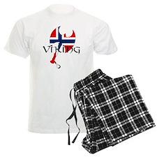 Norway Viking Pajamas