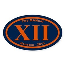 XII The MANual Houston 2011 Euro Oval (Oval 10 pk)