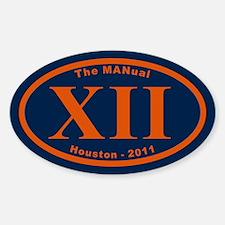 XII The MANual Houston 2011 Euro Oval (Oval 10 pk)