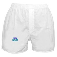 Cute Stuff Boxer Shorts