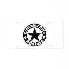 cea circle Aluminum License Plate