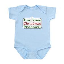 I'm Your Christmas Present Gi Infant Bodysuit