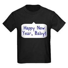 Happy New Year Baby From Baby T