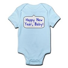 Happy New Year Baby From Baby Infant Bodysuit