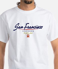 San Francisco Script Shirt