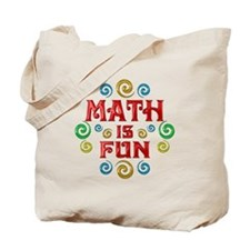 Math is Fun Tote Bag