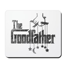 The Goodfather Mousepad