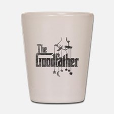 The Goodfather Shot Glass