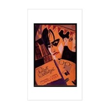 The Cabinet Of Dr. Caligari Decal
