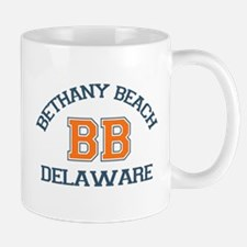 Bethany Beach - Varsity Design Mug