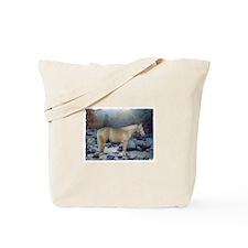 Unique Quarter horse Tote Bag