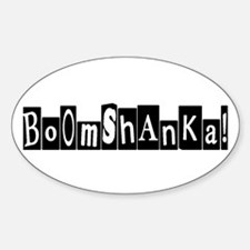 Decal - Boomshanka The Young Ones