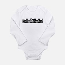 Long Sleeve Infant Bodysuit- Boomshanka! The Young