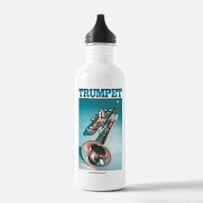 Trumpet Water Bottle