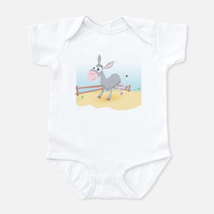 Dancing Donkey - Infant Bodysuit