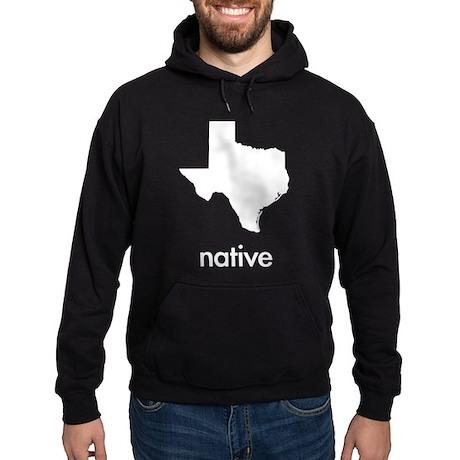 Texas Native Hoodie (dark)