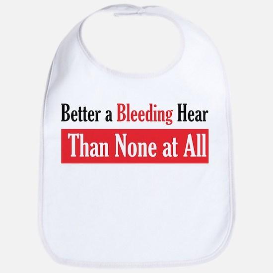 Bleeding Heart Bib