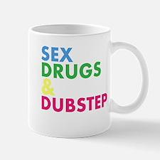 Sex Drugs & Dubstep Mug
