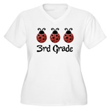 3rd Grade School Ladybug T-Shirt