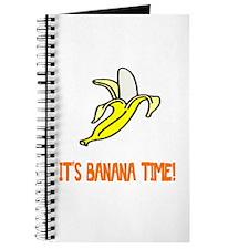 Weird Banana Time Journal