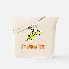 Weird Banana Time Tote Bag