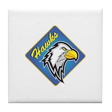 Hawks Tile Coaster