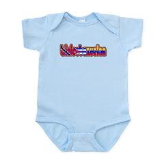 TriniCubaZuelan Infant Bodysuit