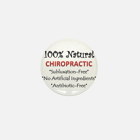 Cute Chiropractics Mini Button