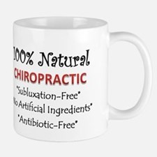 natural chiropractic Mugs
