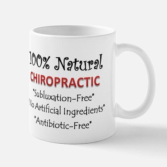 natural chiropractic Mugs