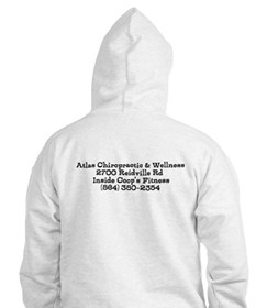 Funny Chiropractic college Hoodie