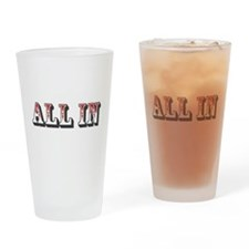 All In Pint Glass
