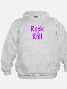 Rock N Roll Hoodie