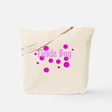 Tickle Bug Tote Bag