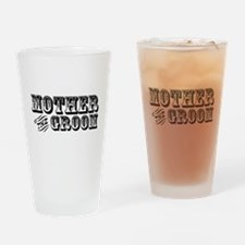 Mother of the Groom - Western Pint Glass