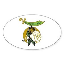 Daughters of the Nile Decal