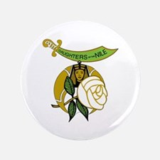 "Daughters of the Nile 3.5"" Button"