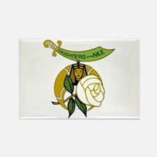 Daughters of the Nile Rectangle Magnet (10 pack)