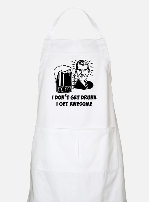 I Get Awesome Apron