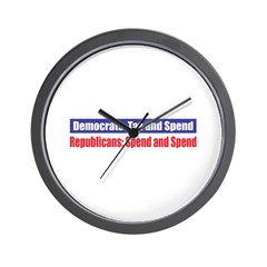 Spend and Spend Wall Clock