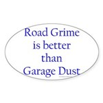 Road Grime Sticker (Oval 10 pk)