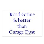 Road Grime Postcards (Package of 8)
