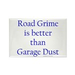 Road Grime Rectangle Magnet (10 pack)