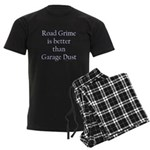 Road Grime Men's Dark Pajamas