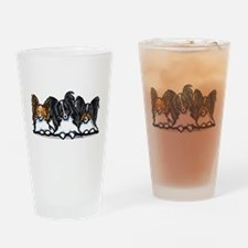 Papillon Lover Pint Glass
