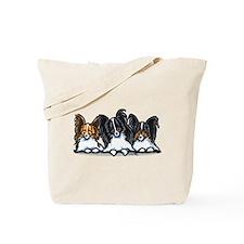 Papillon Lover Tote Bag