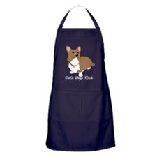 Cute Cute dogs Apron (dark)